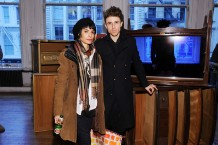 school of seven bells, benjamin curtis, cancer, support benjamin curtis fund