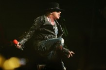 Guns N' Roses, Axl Rose