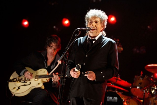 bob dylan, american academy of arts and letters