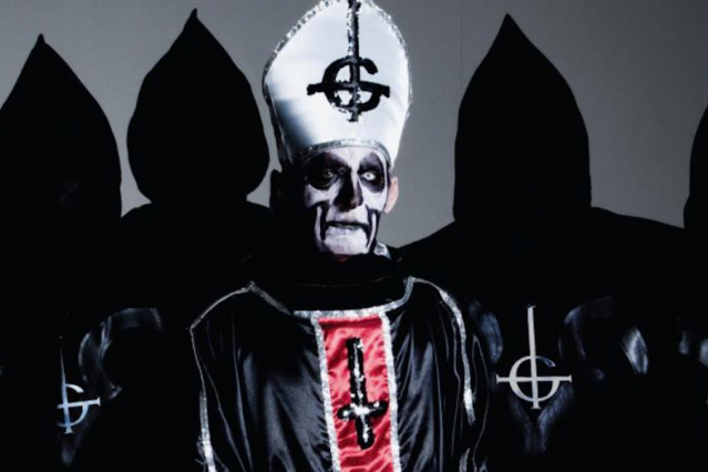"Ghost B.C., Papa Emeritus II, ""Year Zero"""