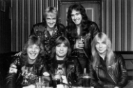 Clive Burr, Drummer on Iron Maiden's First Three Albums, Has Died