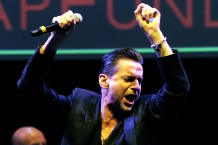 Depeche Mode SXSW Interview Dave Gahan Stripper Boned