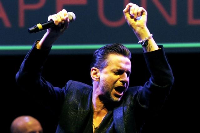 Depeche Mode SXSW Interview Dave Gahan Stripper Boned