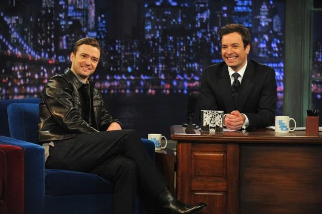 Justin Timberlake Jimmy Fallon Michael McDonald Daft Punk