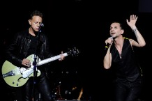 depeche mode, soothe my soul, delta machine