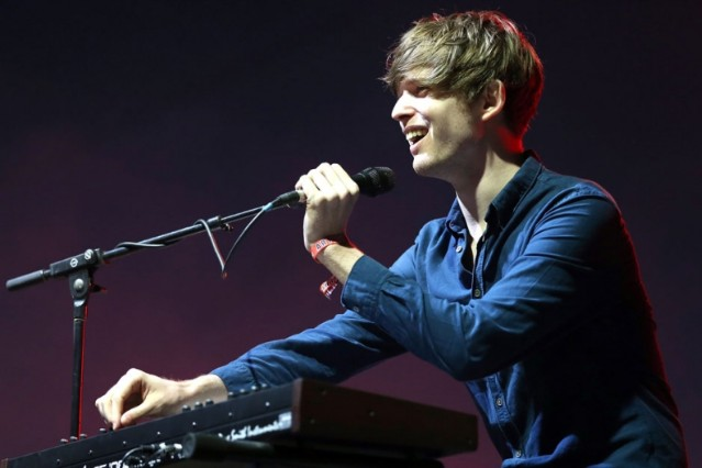 james blake and holy ghost