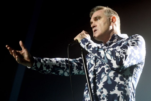 morrissey, fan suicide, show cancelation