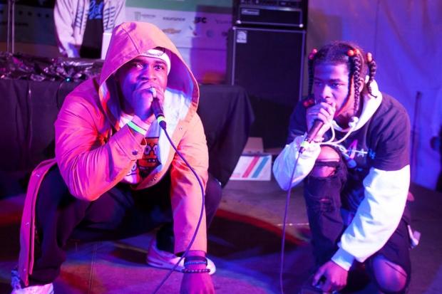 A$AP Rocky, Trinidad James, Schoolboy Q, French Montana Rattle A$AP Ferg's 'Work' Remix