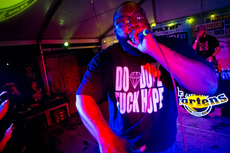 Killer Mike / Photo by Ian Witlen