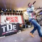 SPIN at Stubb's: Kendrick Lamar, Trinidad James, Solange Heat Up SXSW 2013