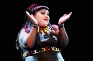 Beth Ditto Arrested for Drunkenly Screaming 'Obama!' in the Streets of Portland