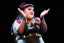 beth ditto, arrested, disorderly conduct, gossip