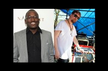 Hannibal Buress (Getty Images) / Machinedrum (Tony Nelson)