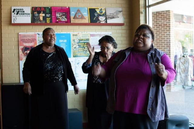 Best Gospel Goddesses: THE COMO MAMAS