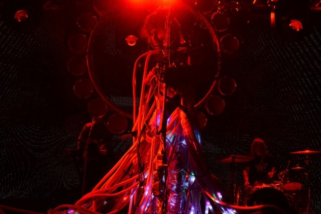 Flaming Lips 'The Terror' Delay Live Full Dan Deacon Remix