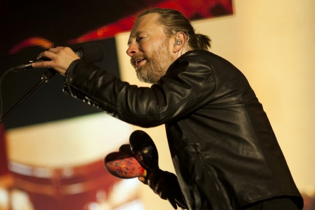 Atoms for Peace, Thom Yorke, tour