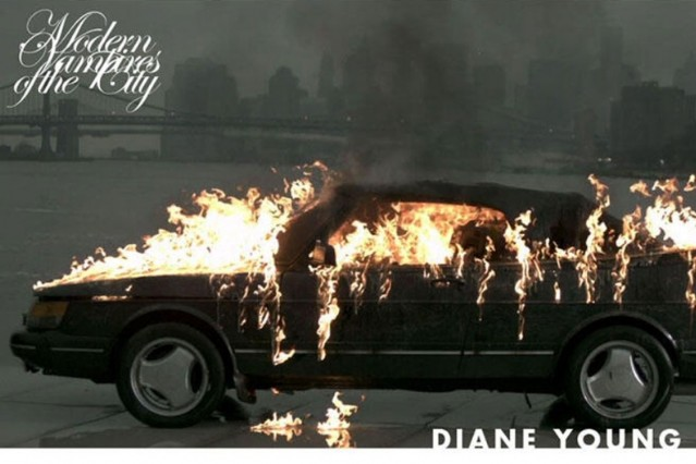 vampire weekend, diane young, modern vampires of the city