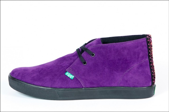Dinosaur Jr. Shoe Keep J Mascis Purple Vegan