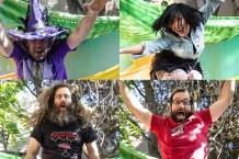 Foot Village, Pete Swanson, and Black Pus Reveal Noise-Rock's Optimistic, Colorful New Paint Job