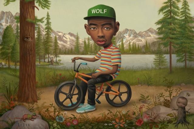 Tyler, the Creator 'Wolf' Track List Erykah Badu Pharrell Stereolab Dave Matthews