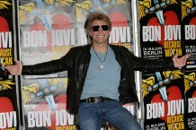 Bon Jovi What About Now Baauer Harlem Shake Billboard Chart