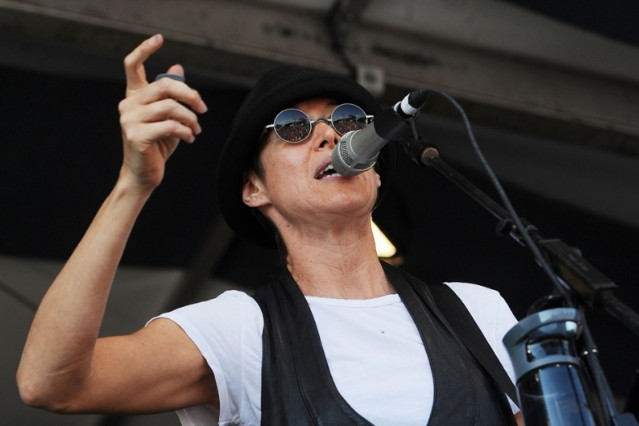 Michelle Shocked Audio Apology Anti-Gay Rant Show Cancellation Prop 8 Homophobia