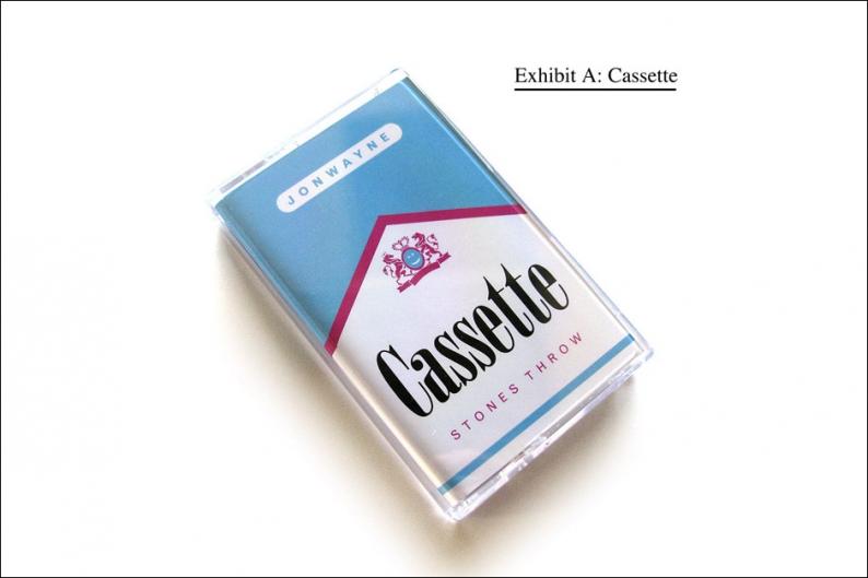 Stones Throw Philip Morris Marlboro Lawsuit Jonwayne Cassette