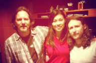 Pearl Jam Not Recording Strings With Incubus' Guitarist