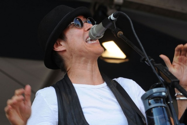 Michelle Shocked / Photo by Getty Images