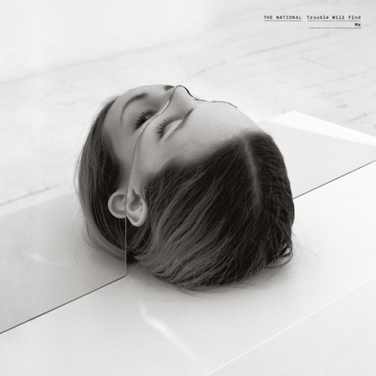 The National, 'Trouble Will Find Me,' cover art