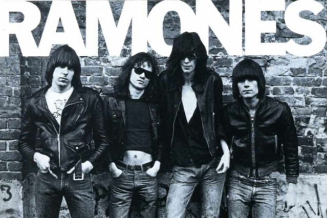the ramones, library of congress