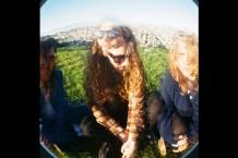 Ty Segall Fuzz Sleigh Ride 7-Inch Album