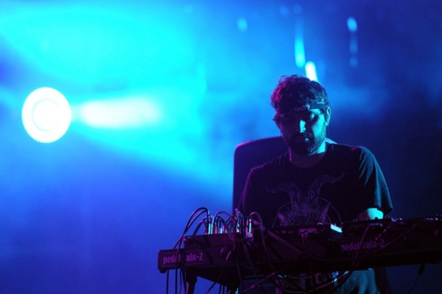 animal collective, dan deacon, tour