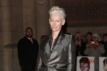 David Bowie Is Tilda Swinton Speech Testicular Alien Cousin