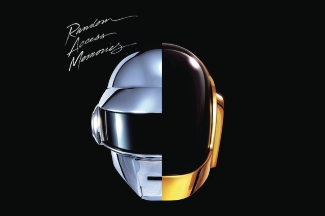 Daft Punk's upcoming album will be called 'Random Access Memories'