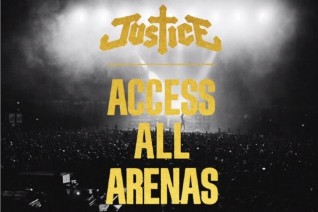 Justice Live Album 'Access All Arenas' On'n'On Video