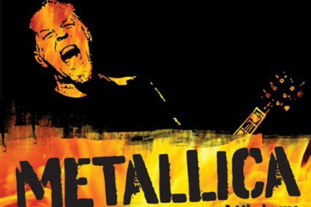 metallica, metallica: the complete illustrated history