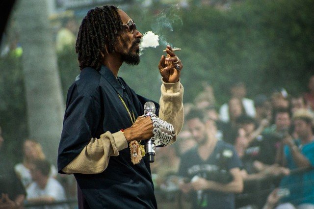 Snoop Dogg / Photo by Ian Witlen