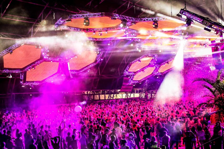 The Con Ed bill isn't cheap: Ultra Music Festival 2013
