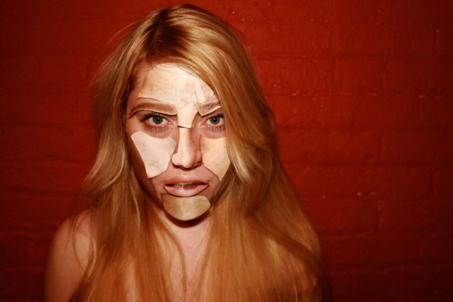 Pharmakon 'Crawling on Bruised Knees' Abandon Margaret Chardiet