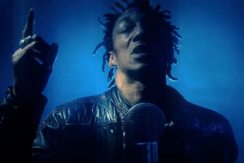 Watch Tricky's Foreboding, Protester-Filled 'Does It' Video