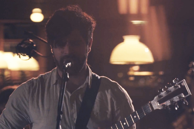 Watch Foals Play 'Late Night' Late at Night in Paris' Historic Hotel de Ville