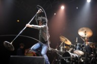 Hear At the Drive-In's 'One Armed Scissor' Chopped and Looped by the Field