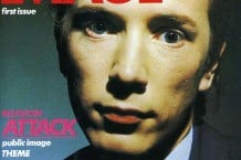 public image ltd., first issue