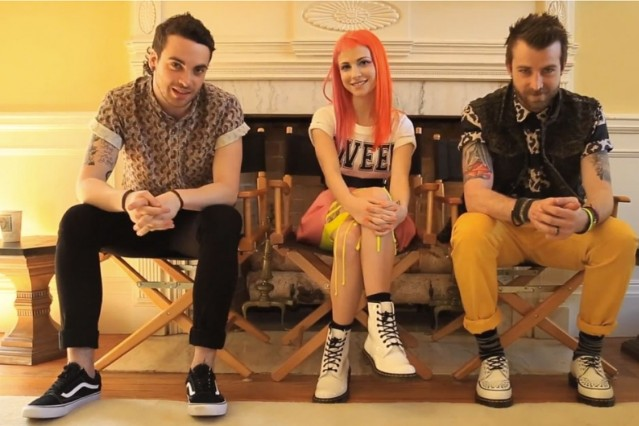 paramore, album stream, 4 sides 4 nights