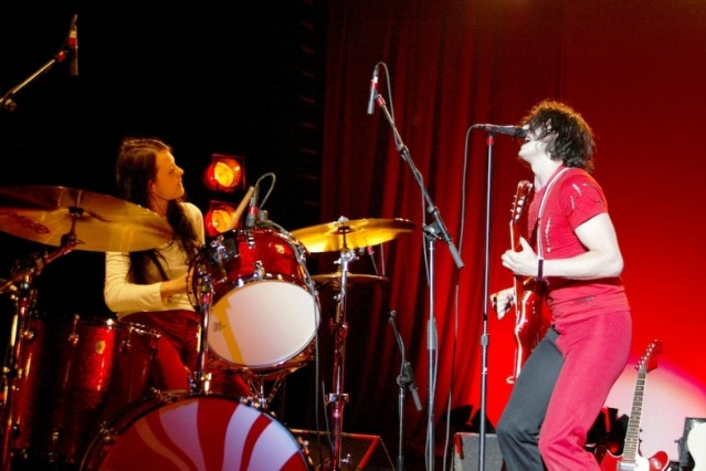 The White Stripes in 2003 / Photo by Getty Images