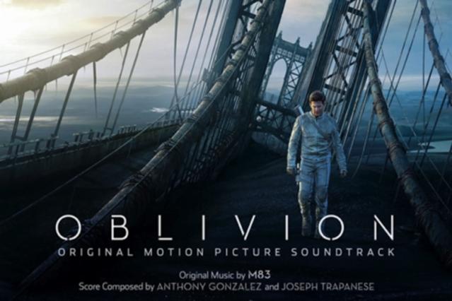 M83, 'Oblivion,' soundtrack, Tom Cruise