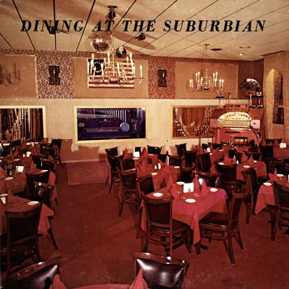 <i>Dining at the Suburbian with Frank Cimmino at the Organ</i>, Frank Cimmino