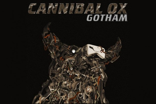 Cannibal Ox 'Gotham' 'Gases in Hell' 'Psalm 82' New Songs