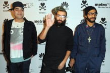 Das Racist Members Reunite Whitney Museum Heems Kool A.D. Dapwell
